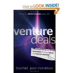 Venture Deals Cover